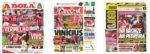 Capas Jornais Desportivos 26-07-2020