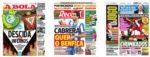 Capas Jornais Desportivos 30-07-2020