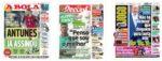 Capas Jornais Desportivos 31-07-2020