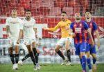 Vídeo: Ocampos marcou, teve que ser guarda-redes nos últimos minutos e salvou o Sevilha