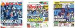 Capas Jornais Desportivos 02-08-2020