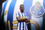 OFICIAL: Zaidu é reforço do FC Porto