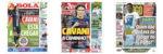 Capas Jornais Desportivos 17-08-2020