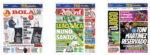 Capas Jornais Desportivos 20-08-2020