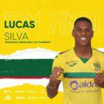 OFICIAL: Lucas Silva é reforço do Paços de Ferreira