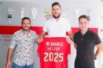 OFICIAL: Helton Leite é jogador do SL Benfica até 2025