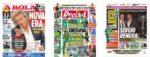 Capas Jornais Desportivos 03-08-2020