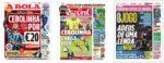 Capas Jornais Desportivos 05-08-2020