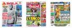Capas Jornais Desportivos 10-08-2020