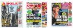 Capas Jornais Desportivos 12-08-2020