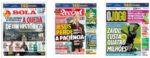 Capas Jornais Desportivos 28-08-2020