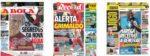 Capas Jornais Desportivos 30-08-2020