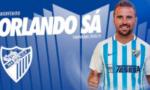 OFICIAL: Málaga anuncia Orando Sá