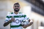OFICIAL: Sporting CP anuncia Tabata