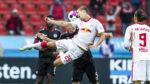 Video   Bundeliga 20/21: Bayern Leverkusen 1-1 RB Leipzig