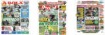 Capas Jornais Desportivos 28-09-2020