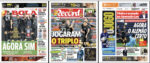 Capas Jornais Desportivos 19-09-2020