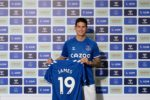 OFICIAL: James Rodríguez já é do Everton