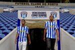 OFICIAL: Yoni Mosquera e Gérman Meneses reforçam FC Porto