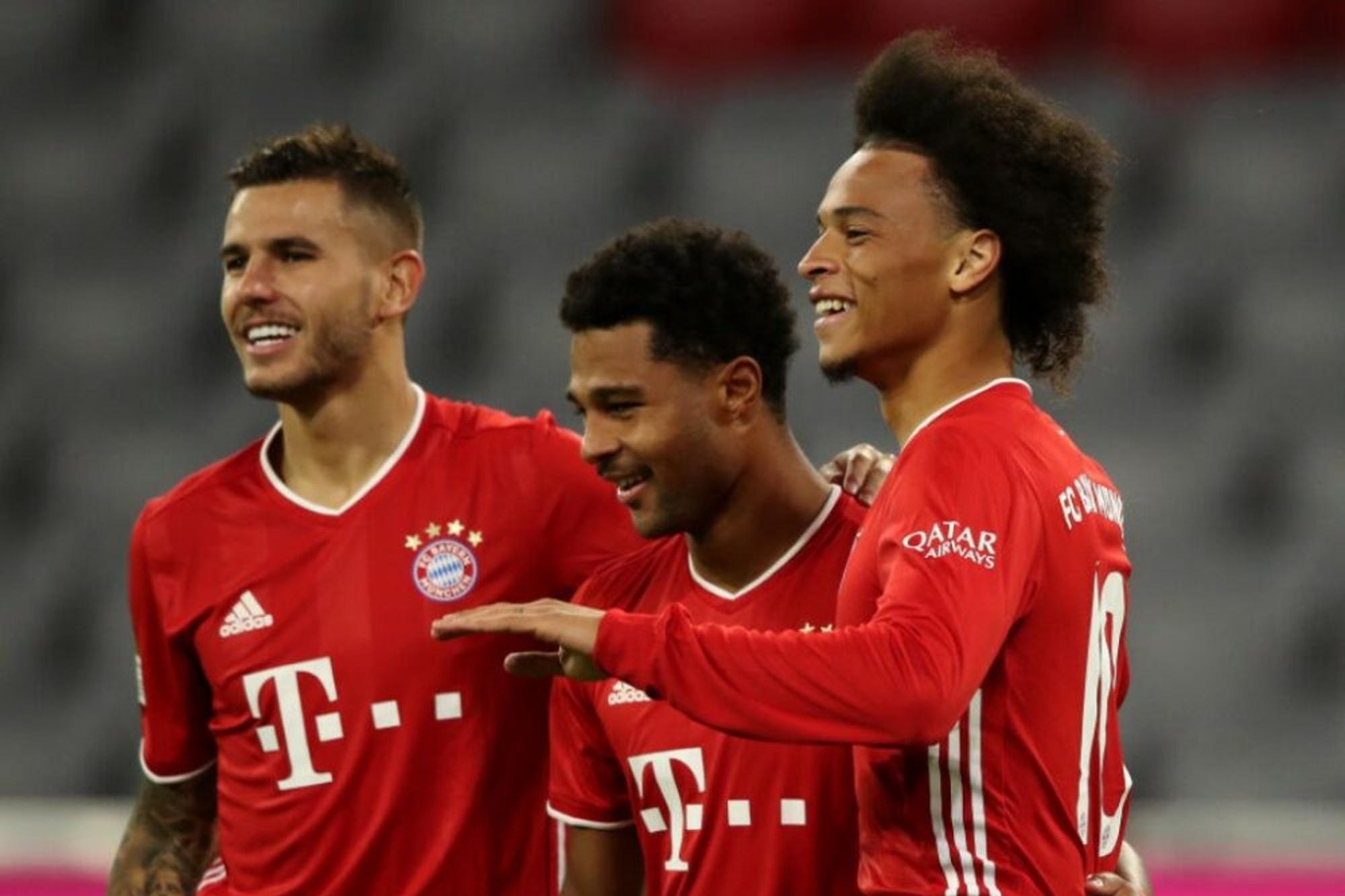 Bayern Schalke 0 7