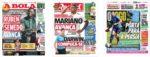 Capas Jornais Desportivos 02-09-2020