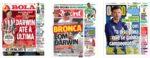 Capas Jornais Desportivos 04-09-2020