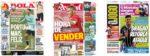 Capas Jornais Desportivos 08-09-2020