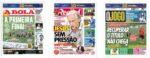Capas Jornais Desportivos 15-09-2020