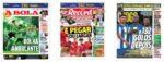 Capas Jornais Desportivos 23-09-2020