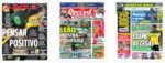 Capas Jornais Desportivos 24-09-2020