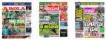 Capas Jornais Desportivos 25-09-2020