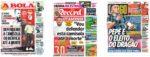 Capas Jornais Desportivos 30-09-2020