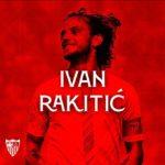 OFICIAL: Rakitic está de regresso ao Sevilha
