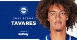 OFICIAL: Tomás Tavares é reforço do Deportivo Alavés