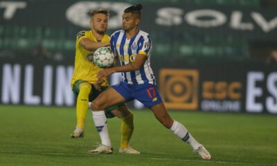 Paços Ferreira 3-2 FC Porto