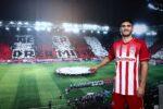 OFICIAL: Rúben Vinagre emprestado ao Olympiacos
