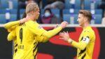 Vídeo | Bundesliga 20/21: Hoffenheim 0-1 Borussia Dortmund