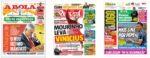 Capas Jornais Desportivos 01-10-2020