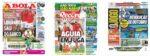 Capas Jornais Desportivos 05-10-2020