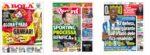 Capas Jornais Desportivos 09-10-2020