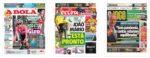 Capas Jornais Desportivos 16-10-2020