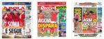 Capas Jornais Desportivos 19-10-2020