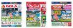 Capas Jornais Desportivos 22-10-2020