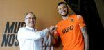 OFICIAL: Rio Ave contrata guarda-redes ao Palmeiras
