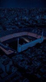 """A emocionante e arrepiante homenagem do """"Estádio La Bombonera"""""""