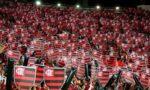 Flamengo sagra-se bicampeão mas com muita polémica