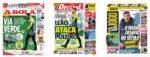 Capas Jornais Desportivos 01-11-2020