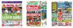 Capas Jornais Desportivos 03-11-2020