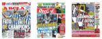 Capas Jornais Desportivos 04-11-2020