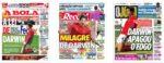 Capas Jornais Desportivos 06-11-2020